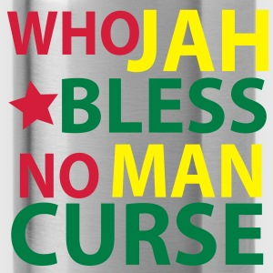 who jah bless T-Shirts - Water Bottle
