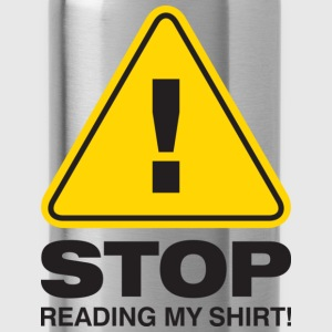 Stop Reading My Shirt 2 (dd)++ Sweaters - Drinkfles