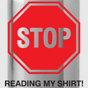Stop Reading My Shirt 1 (dd)++ Sweaters - Drinkfles
