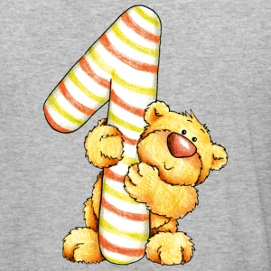 Sweet little bear and the 1 Hoodies & Sweatshirts - Men's Slim Fit T-Shirt