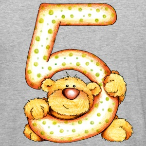 Sweet little bear and the 5 Hoodies & Sweatshirts - Men's Slim Fit T-Shirt