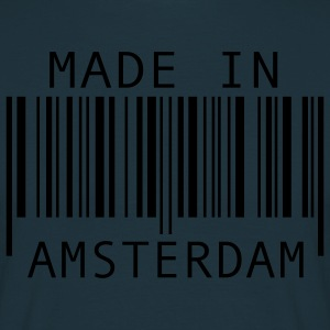 Made in Amsterdam Kookschorten - Mannen T-shirt