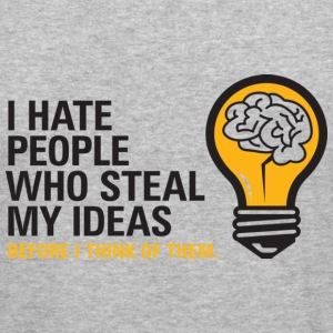 Steal My Ideas 2 (dd)++ Pullover - Männer Slim Fit T-Shirt