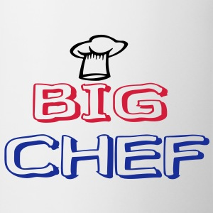 big_chef_variante_1 T-shirt - Tazza