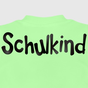 Schulkind 1 - Baby T-Shirt