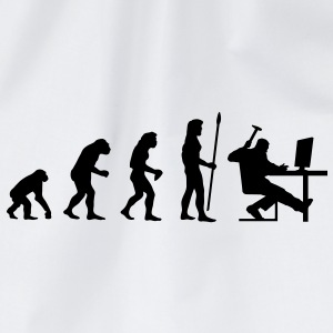 evolution_pc_1 T-shirts - Sac de sport léger