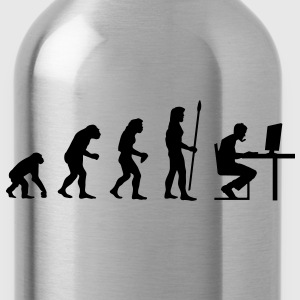 evolution_pc_gamer4 T-Shirts - Water Bottle