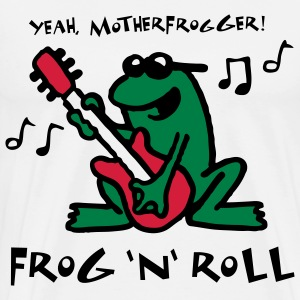 frog_n_roll_072011_f_3c Tabliers - T-shirt Premium Homme