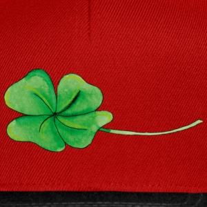 Good luck Clover T-shirts - Snapback cap