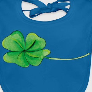 Good luck Clover Kids' Shirts - Baby Organic Bib