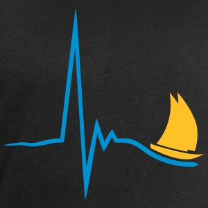 sailing_pulse_2c T-Shirts - Men's Sweatshirt by Stanley & Stella