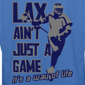 Lax Ain't Just A Game, It's A Way Of Life Coats & Jackets - Men's Football Jersey