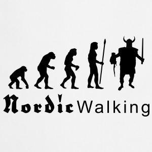 evolution_nordicwalking1 T-shirts - Tablier de cuisine