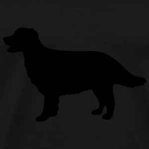 Golden Retriever Dog Bags  - Men's Premium T-Shirt