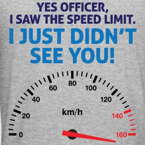Speed Limit 1 (dd)++ Sweatshirts - Herre Slim Fit T-Shirt