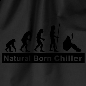 evolution_chiller2 T-Shirts - Turnbeutel