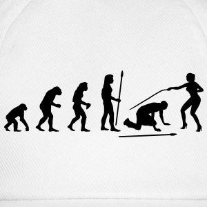evolution_wedding3 T-Shirts - Baseballkappe