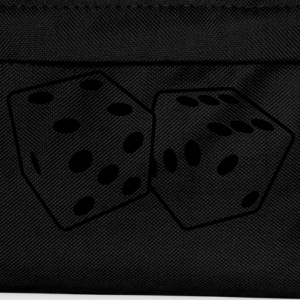 Dice T-Shirts - Kids' Backpack