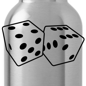 Dice T-Shirts - Water Bottle