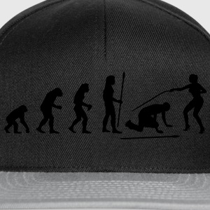 evolution_wedding3 T-shirts - Casquette snapback