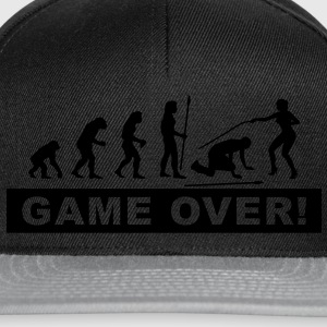 evolution_wedding4 T-shirts - Casquette snapback