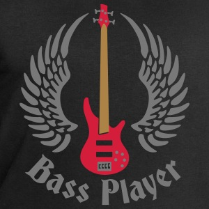 bass_guitar_072011_e_3c T-Shirts - Men's Sweatshirt by Stanley & Stella