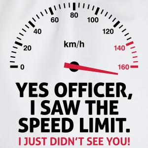 Speed Limit 2 (2c)++ T-shirts - Gymtas