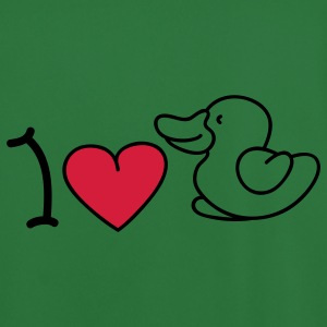 I love ducks Gensere - Fotballdrakt for menn