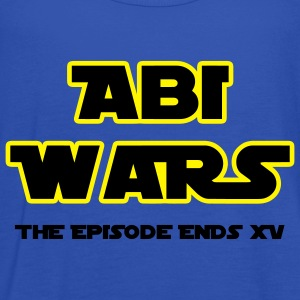 Abitur: Abi Wars The Episodes ends 2015 Pullover - Frauen Tank Top von Bella