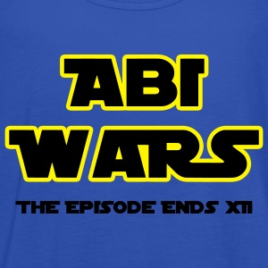 Abitur: Abi Wars The Episodes ends 2012 Pullover - Frauen Tank Top von Bella