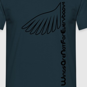 'Wings' Herre sweater - Herre-T-shirt
