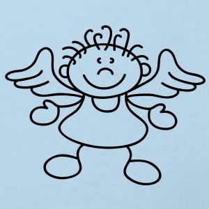 Tousled little angel Accessories - Kids' Organic T-shirt