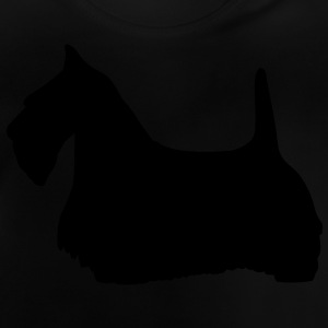 Scottish Terrier - Scottie Dog Kids' Shirts - Baby T-Shirt