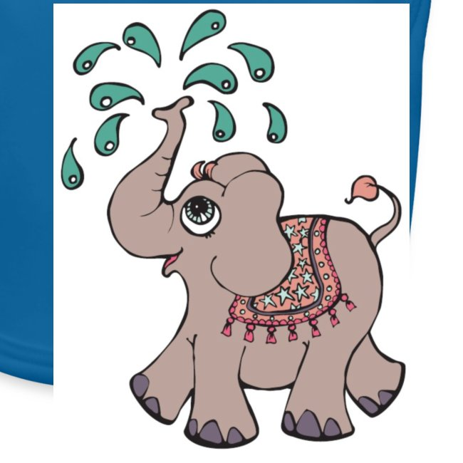 Elephant girl