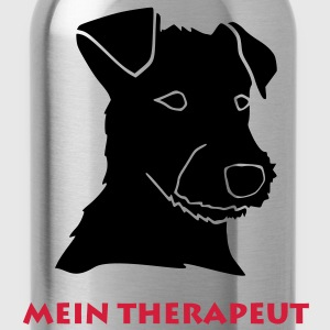 Mein Therapeut Pullover - Trinkflasche