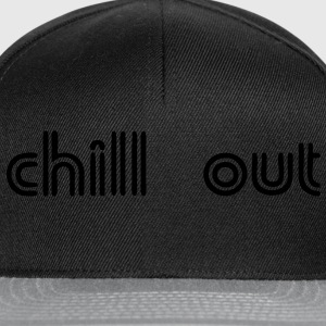chill_out_33 Pullover - Snapback Cap