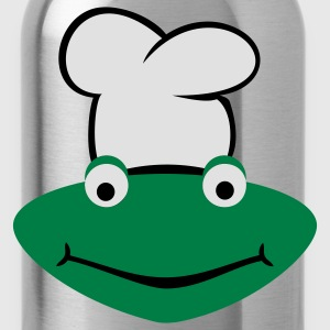 Cooking frog  Aprons - Water Bottle
