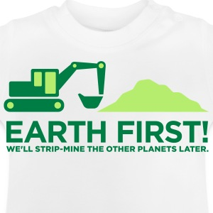 Earth First 2 (2c)++ T-shirts Enfants - T-shirt Bébé