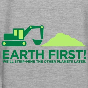 Earth First 2 (2c)++ Pullover - Frauen Premium Hoodie