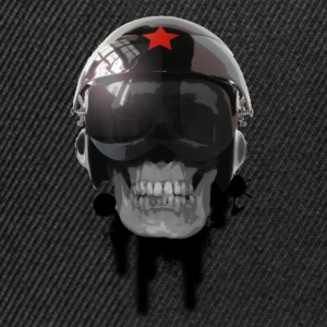 tshirt ccp helmet of death by customstyle T-shirts - Casquette snapback