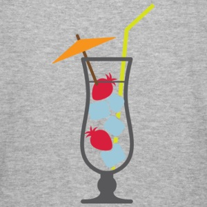 Glass Cocktail (dd)++ Sweatshirts - Tee shirt près du corps Homme