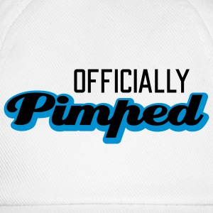 Officially Pimped | Pimp | Tuned | Tuning T-Shirts - Baseballkappe