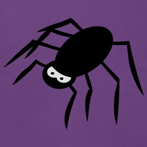 purple spinne - Männer Premium T-Shirt
