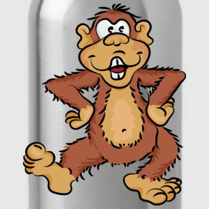 Dancing monkey Kinder shirts - Drinkfles