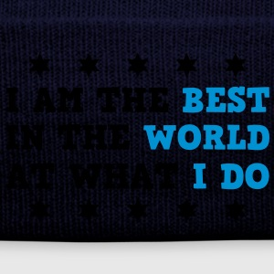 I Am The Best In The World At What I Do Women's Hoodies & Sweatshirts - Wintermütze