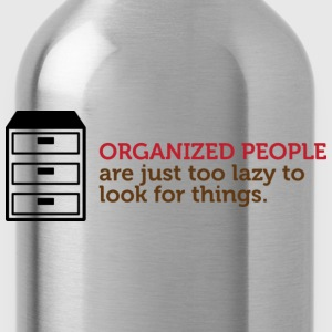 Organized People 1 (dd)++ Pullover - Trinkflasche