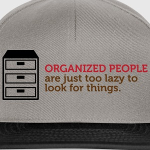 Organized People 1 (dd)++ Gensere - Snapback-caps