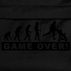 evolution_papa2 T-shirts - Sac à dos Enfant