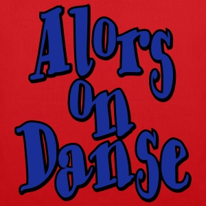 Alors on Danse II Kinder shirts - Tas van stof