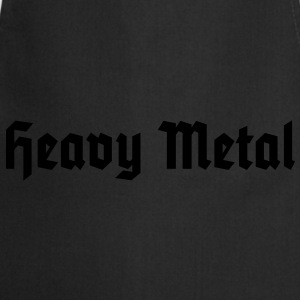 Heavy Metal, T-Shirt - Cooking Apron